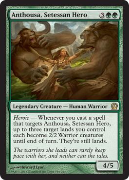 Anthousa Setessan Hero